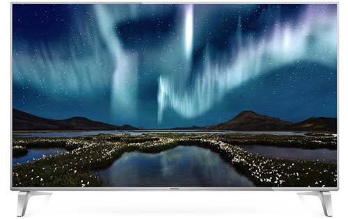 "Panasonic TX-58DX780E 58"" 4K Ultra HD 3D Smart TV Gris LED TV"