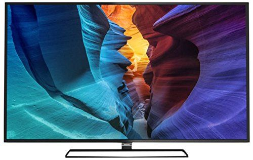 "Philips 6000 series 55PUH6400 55"" 4K Ultra HD Smart TV Wifi Negro"