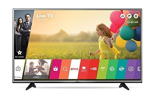 "TV LED 55"" LG 4K 55UH605V"